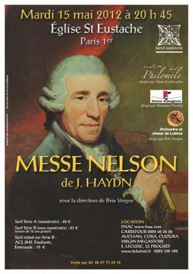 Concert La Messe Nelson d'Haydn