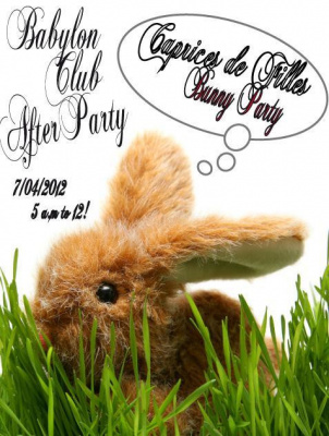 CapriceS de FilleS...Bunny Party