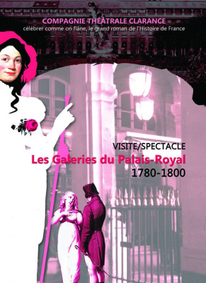 Les Galeries du Palais-Royal, 1780-1800