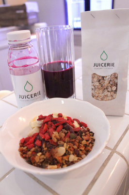 La Juicerie, spot healthy  et bar à jus