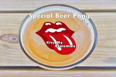KISS MY ERASMUS @ LONG HOP (Beer Pong)
