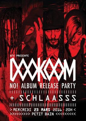 DOOKOOM RELEASE PARTY