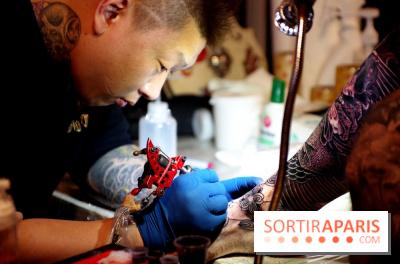 Le Mondial du Tatouage 2016 à Paris