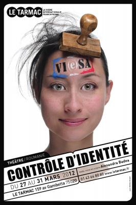 Contrôle d'Identité - Théâtre au TARMAC - La scène internationale francophone