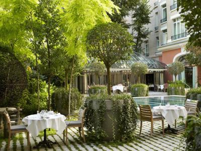Terrasses du Royal Monceau - Raffles Paris
