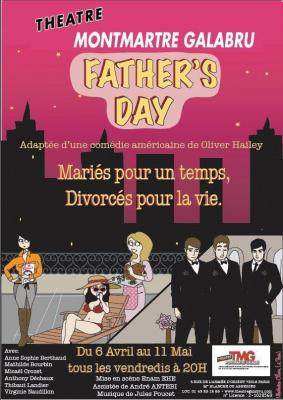 Father's Day-une comédie grinçante d'Oliver Hailey