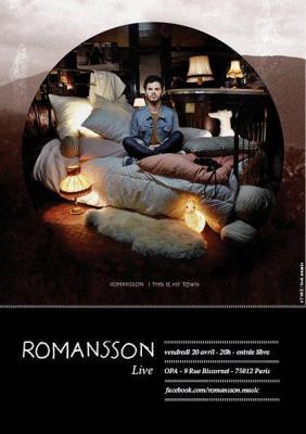 ROMANSSON - LIVE