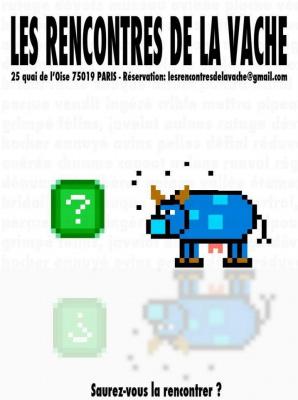 Improvisation théâtrale : Les Rencontres de La Vache #4