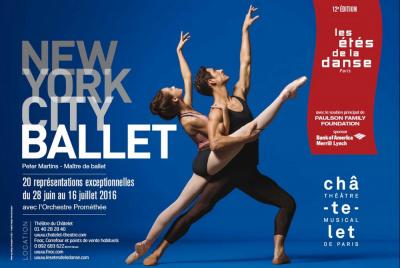 Les étés de la danse / NEW YORK CITY BALLET