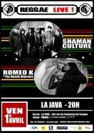ROMEO K + SHAMAN CULTURE