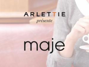 Arlettie - Maje vente privée