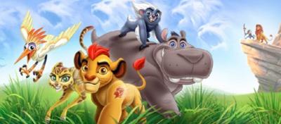 Unexpected Kids Day - Le Roi Lion