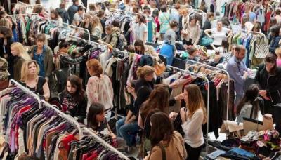 Fashion Flea Market : le plus grand vide-dressing by Violette Sauvage