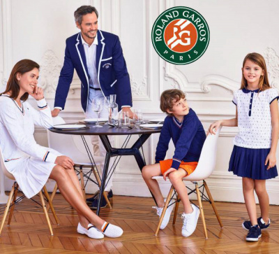 Collection Roland Garros 2016