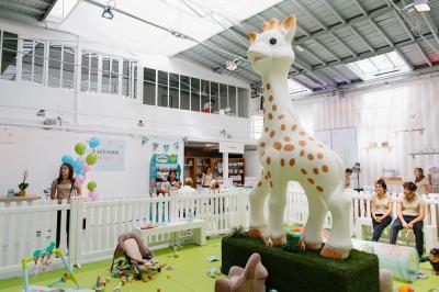 La Maison de Sophie la girafe