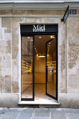 Miel Factory : la nouvelle boutique de miel de Paris