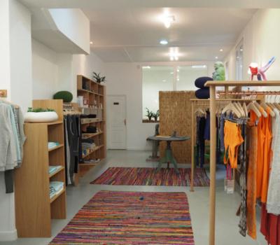Le premier concept-store dédié au yoga et au bien-être à Paris : YogaSearcher