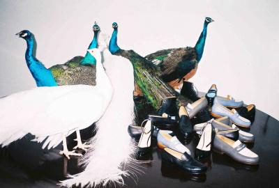 La Maison Kitsuné lance sa première ligne de chaussures