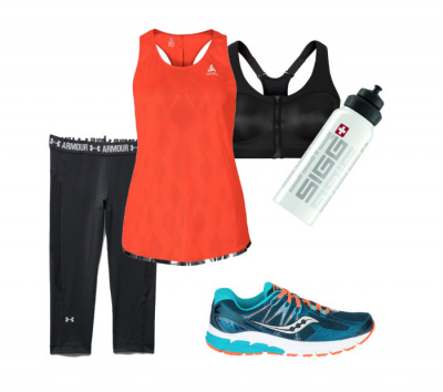 Quelle tenue porter pour une session running ?