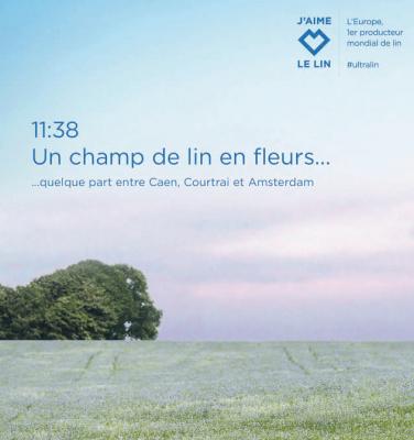 Le lin s'invite Place des Vosges avec des ateliers découverte
