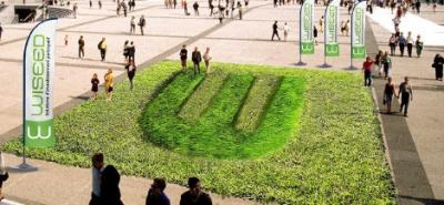 WiSEED nous fait jardiner sur le parvis de La Défense