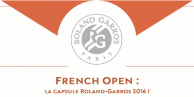 French Open : la première collection capsule de Roland Garros