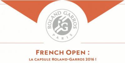 French Open : la première collection capsule de Roland Garros