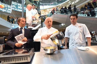 Unexpected Show : une battle culinaire avec Thierry Marx aux 4 Temps