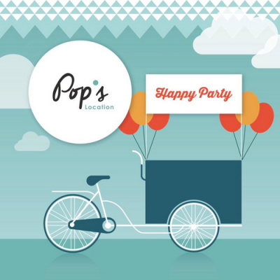 La Happy Party de Pop's Location au Pavillon des Canaux