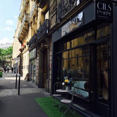Cils en Seine : des extensions de cils pour un regard à tomber !
