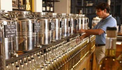 Le bar à huile parisien par A l'Olivier
