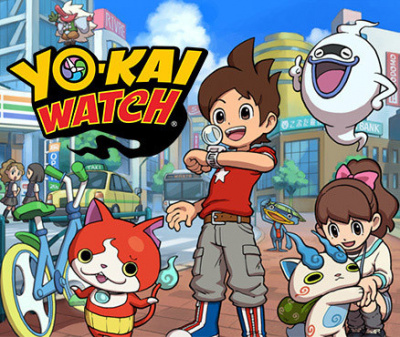 La Yo Kai Watch en exclusivité chez ToysRUs