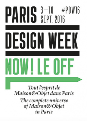 Paris Design Week 2016 : Now ! le OFF aux Docks - Cité de la Mode et du Design