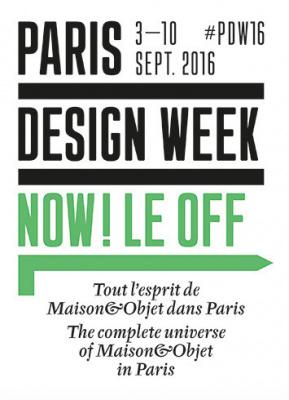 Paris design week 2016 now le off aux docks cit de for Maison de la mode et du design paris