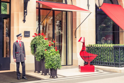 Paris Design Week 2016 : l'atelier Ibride au Plaza Athénée