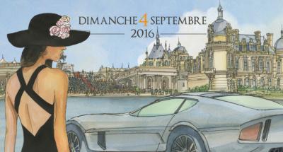 Chantilly, Arts et Elégance Richard Mille au Domaine de Chantilly