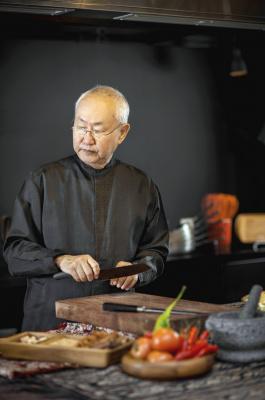 Chef William Wongso