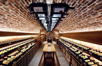 Vins et spiritueux franco-français à la Cave du Château