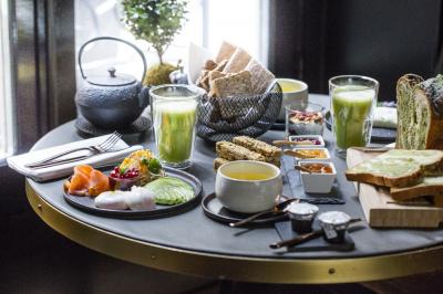 Remise en forme healthy au Buddha Bar Hotel