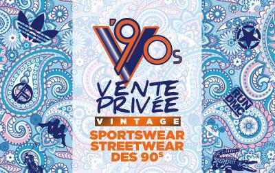Rendez-vous sportswear : la fripe Vintech'90s revient