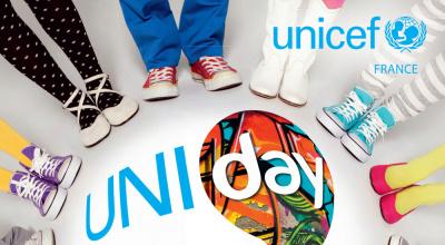 UNIday : le premier rendez-vous solidaire de l'UNICEF