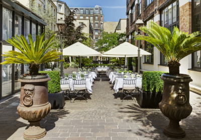 Guide des plus belles terrasses paris for Les jardins de paris hotel
