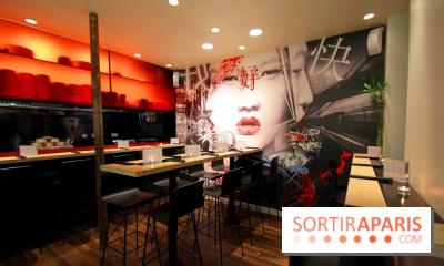 Le Marclee : asian food restaurant à Paris