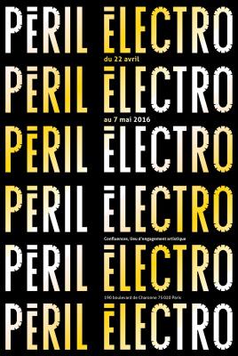 Péril électro • festival