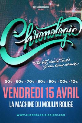 Chronologic #25 - la time machine musicale
