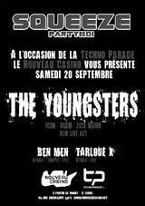 Soirée, Paris, Squeeze, The Youngsters, Tarlouf X, Ben Men