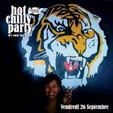 Soirée, Paris, Hot Chily, Shake, Omar, Mej