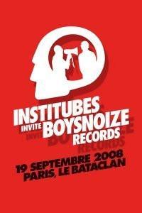Soirée, Paris, Institubes, Bataclan, Boys Noize, Para One, Jean Nipon