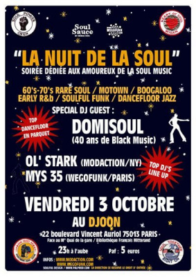 Soirée, Clubbing, Paris, House, Djoon