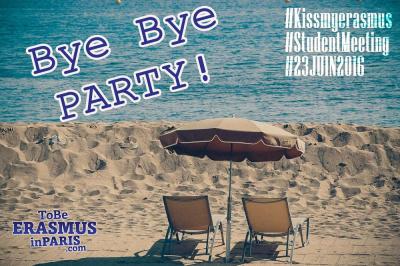 ISS MY ERASMUS @ LONG HOP (BYE BYE PARTY)